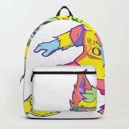 Zabivaka world cup 2018 mascot Backpack