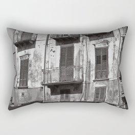 MYSTIC MARSALA SOUND Rectangular Pillow