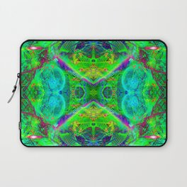 Techno Electric III (Ultraviolet) Laptop Sleeve