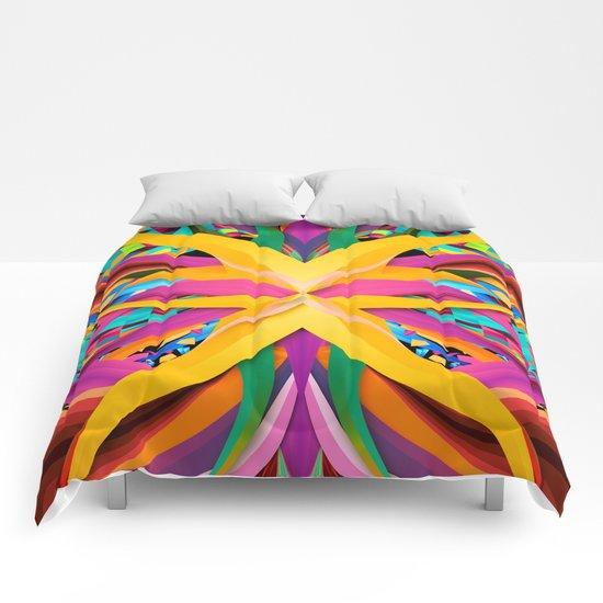 Tropical Fun Comforters