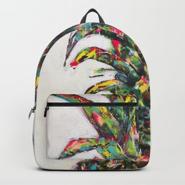 Pineapple no.3 Backpack
