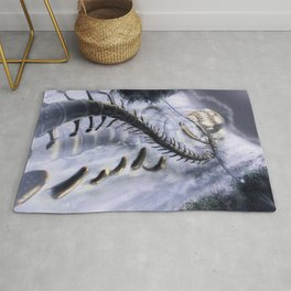 Under the Shadow of a God Rug