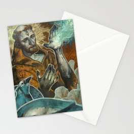 Saint Francis Revisited Stationery Cards