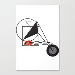 Minimal forms Canvas Print