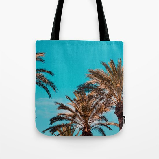 West coast, fresh coast Tote Bag