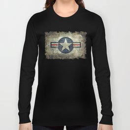 Air force Roundel v2 Long Sleeve T-shirt