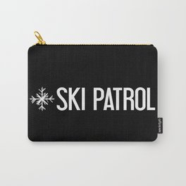 Ski Patrol: Snowflake Carry-All Pouch