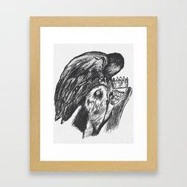 King of the Apes Framed Art Print