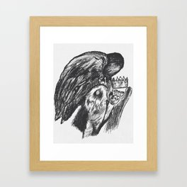 King of the Apes Framed Art Print