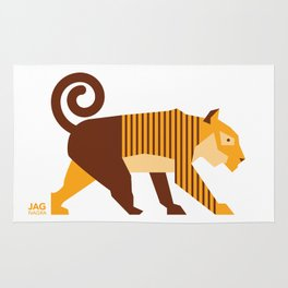 Year of The Tiger Rug