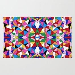 Kaleidoscope II Rug