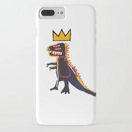 Basquiat Dinosaur iPhone Case
