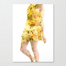 Honey Hope Canvas Print