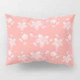 Sakura Pattern Pillow Sham