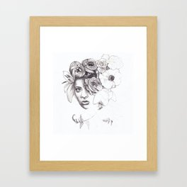 Infinite Spring Framed Art Print