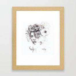 Infinite Spring Framed Art Print