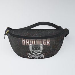 Hammer Down Fanny Pack