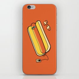 Cooking Up A Tan iPhone Skin