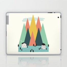The High Mountains Laptop & iPad Skin