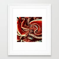 dragon age Framed Art Prints featuring Dragon Age by Serege