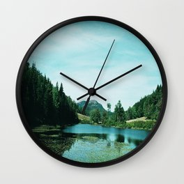 Jordon's Pond Arcadia Wall Clock