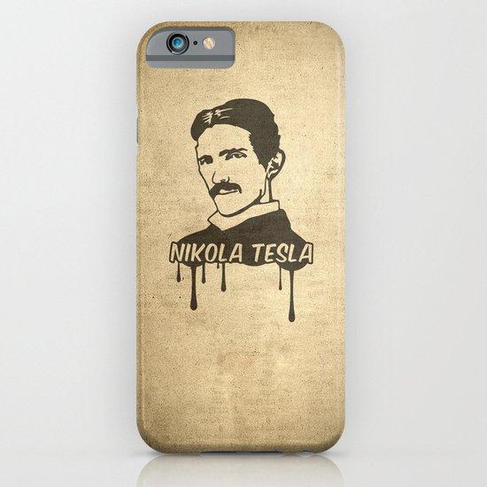 Nikola Tesla  iPhone & iPod Case
