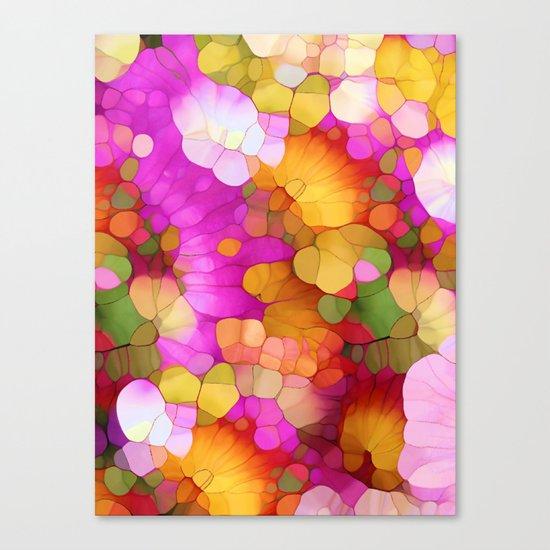 Happy Colors - Soul Vitamins Canvas Print