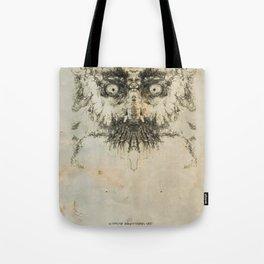Skulloid I Tote Bag