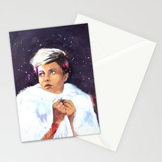 Air of December Stationery Cards