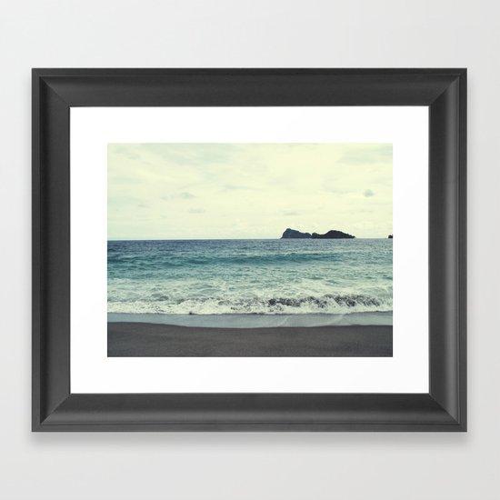 Horizontal Framed Art Print