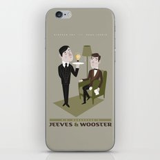 Jeeves & Wooster iPhone & iPod Skin
