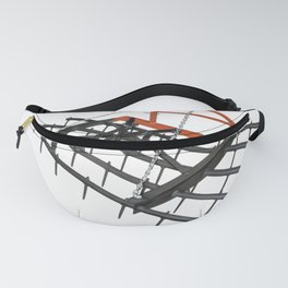 Agriculture harrow implement smoothing surface soil plough metal Fanny Pack