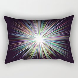 Shine sunshine design Rectangular Pillow