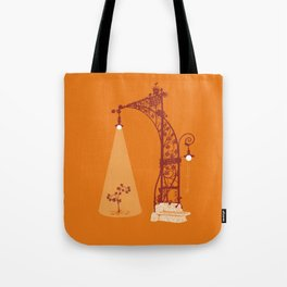 Passeig de Gracia, Barcelona Tote Bag