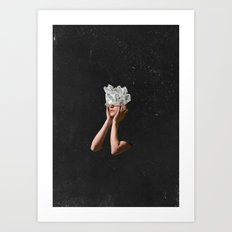 Crystal Visions I Art Print