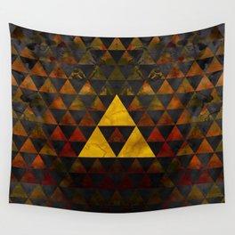 Ganondorf Geometry Wall Tapestry