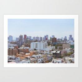PE // 0090 Art Print