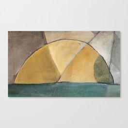 sunrise. sunset. Canvas Print
