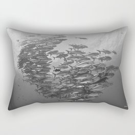 Good Schooling Around Here Rectangular Pillow