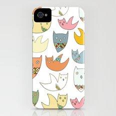 Owlz iPhone (4, 4s) Slim Case