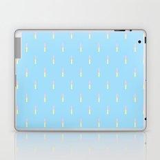 BI-COLOR RECTANGULAR PATTERN Laptop & iPad Skin