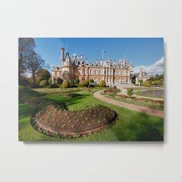 Waddesdon Manor Metal Print
