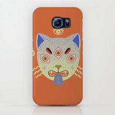 Mystic Cat Slim Case Galaxy S7