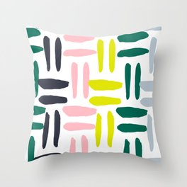 Spring Hatches No 02 Throw Pillow