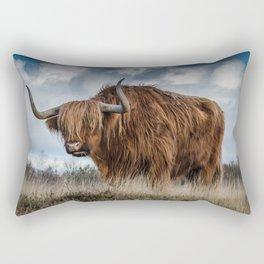 Bull animal 4 Rectangular Pillow