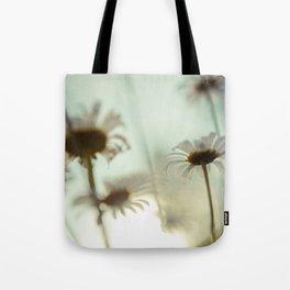 Daisy Trees Tote Bag