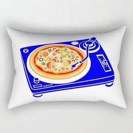 Pizza Scratch Rectangular Pillow