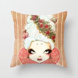 Sweet Maria Antonieta Throw Pillow
