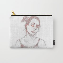 Smear Carry-All Pouch