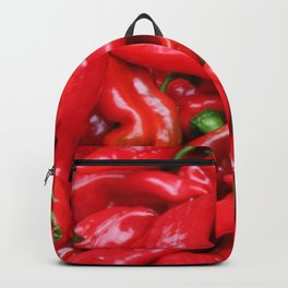Red Peppers Backpack